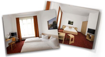 Hotel 26: Superior Zimmer