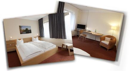 Hotel 26: schöne Zimmer
